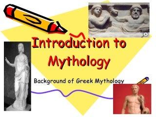 Mythology (SSI)