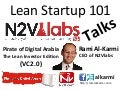 N2Vlabs Talks - leanstartup101