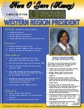 Literature designed for the National Association of Black Accountants (NABA) - Campaign 2011