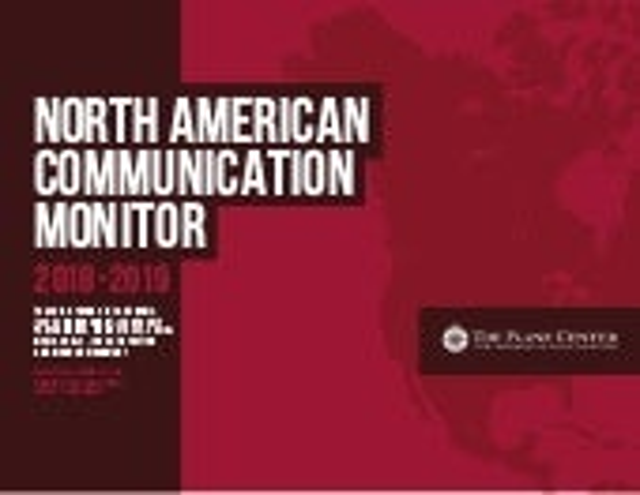 North American Communication Monitor 2018 / 2019
