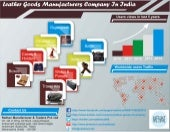 Leather Goods Supplier Company
