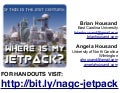 NAGC 2011 Where Is My Jetpack?
