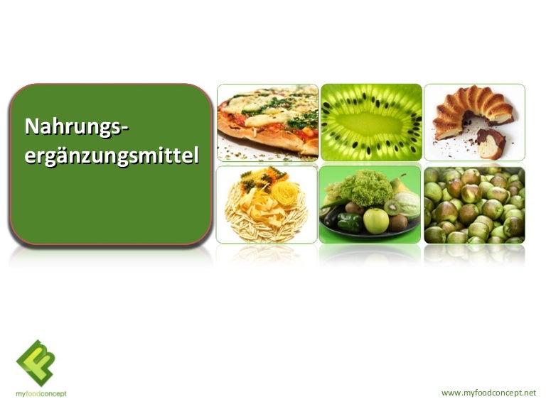 Nahrungsergänzungsmittel zum Abnehmen pdf