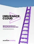 North American Insurers: Making Cloud a Business Asset