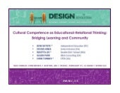 Cultural Competence as Educational-Relational Thinking | #NAISAC 2015