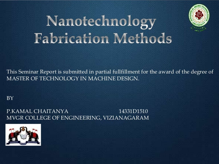 1 unit 3 nanomaterials. 2 introduction definition – nm in at least.