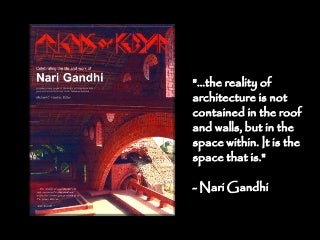 Nari gandhi ideas and projects unconventional thinking