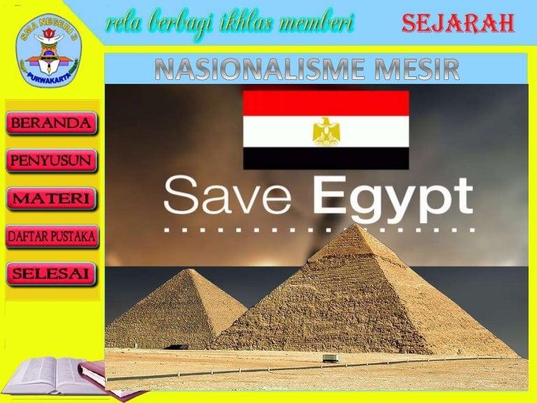 Nasionalisme Mesir