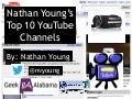Nathan Young's Top 10 YouTube Channels
