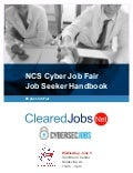 National Cyber Summit Job Fair June 5, 2019, Huntsville