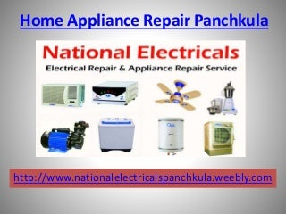 AC and Refrigerator Repair in Panchkula - National Electricals