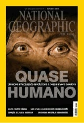 National geographic port n. 175   out 2015 homo naledi
