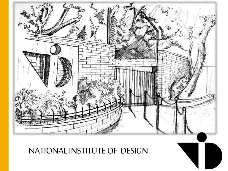Case Study On National Institute Of Design Ahmedabad