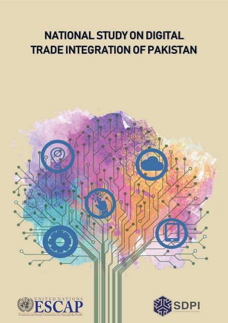 Study on Digital Trade Integration