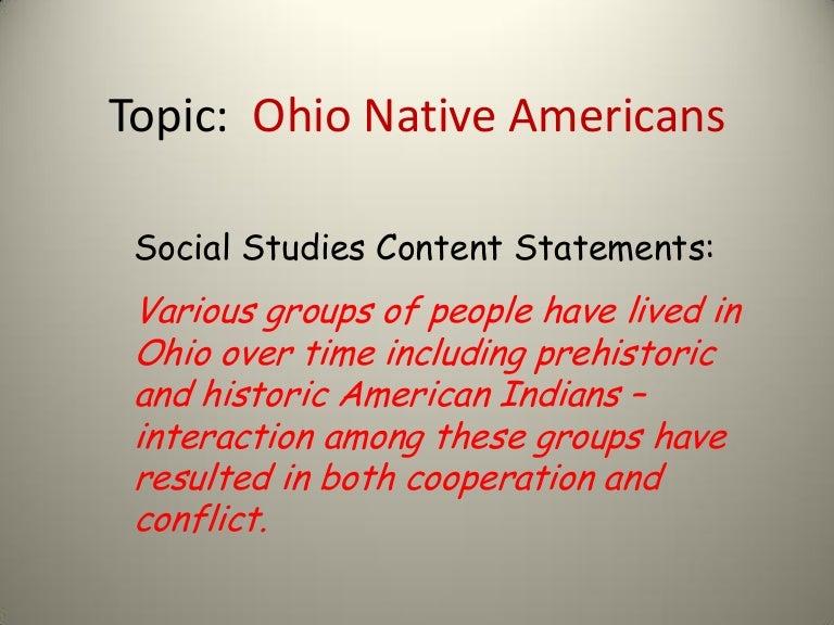 Native American Lesson Plan Pdf