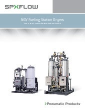 Natural Gas Dryer for Fueling Station Operations