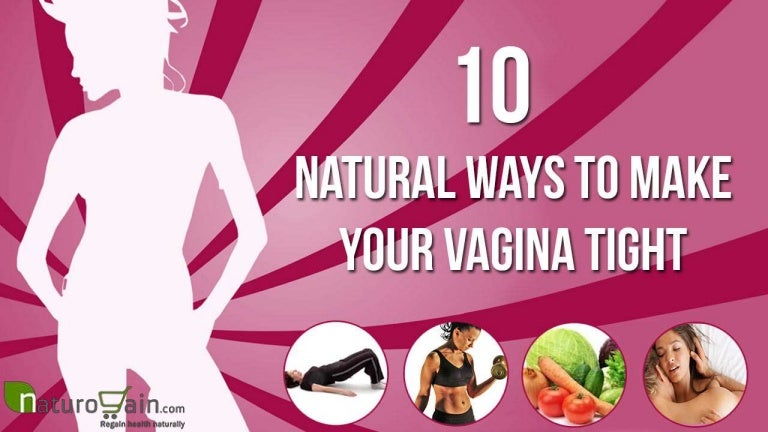 Natural ways to keep vagina ph
