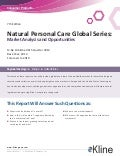 Natural Personal Care Global Series: Natural Personal Care Global Series Brochure