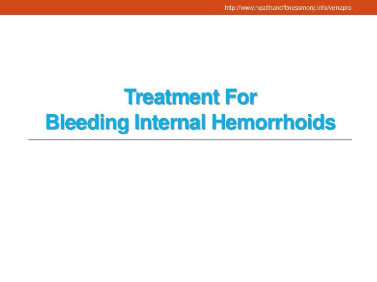 Natural Treatment For Hemorrhoids Venapro Review
