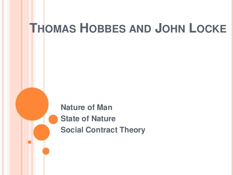 thomas hobbes state of nature summary
