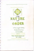 Nature of Order notes part 1 - Christopher Alexander