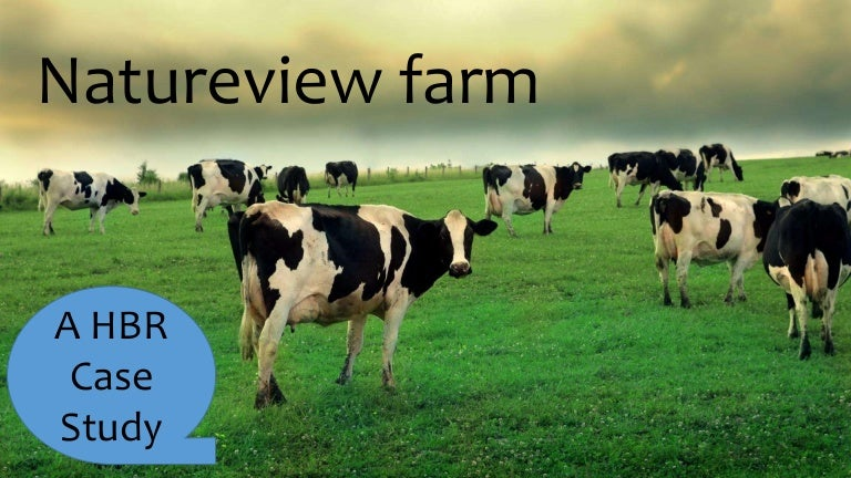 case analysis of natureview farm 18455 natureview farm harvard business brief case 2073 solution this paper provides a berkeley research case analysis and case solution to a popular harvard marketing brief case study by karen fleming on vermont-based organic yogurt producer natureview farm.