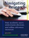 How academic users understand, discover, and utilize reference resources
