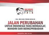 """Nawa Cita"""", 9 Agenda Prioritas Jokowi-JK #Nomor2TelahBekerja"""