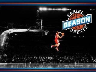 10-11 Panini Season Update Basketball