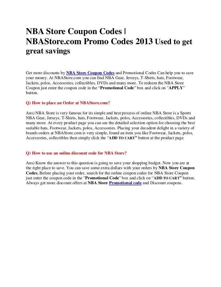 7c04efccd2a NBAStore Coupons | NBA Store Coupon Codes | NBAStore.com Promo Codes