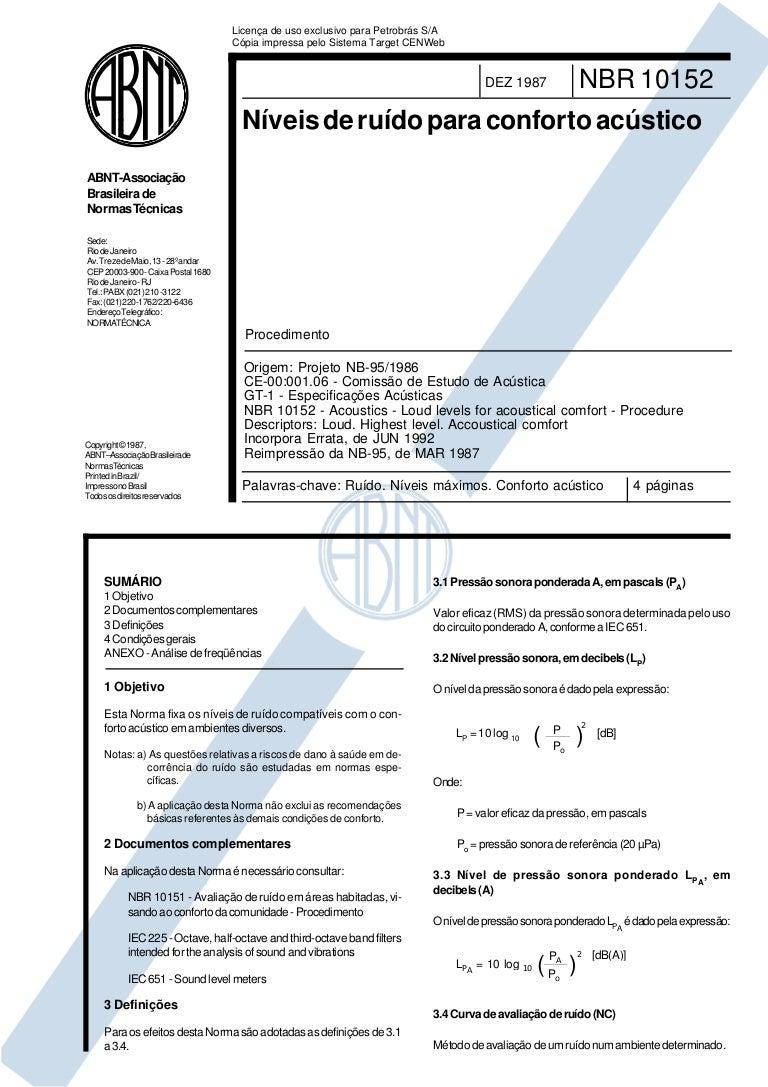 Abnt nbr 15575-1 nbr15575-1 edificações habitacionais — desempenho -.