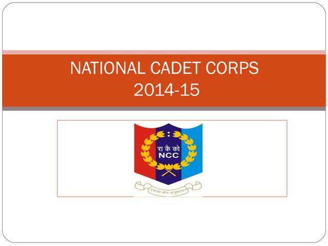NCC 2014 15