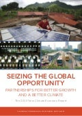 Seizing the Global Opportunity: Partnerships for Better Growth and a Better Climate
