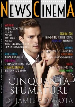 NewsCinema Magazine - N.2 Febbraio 2015