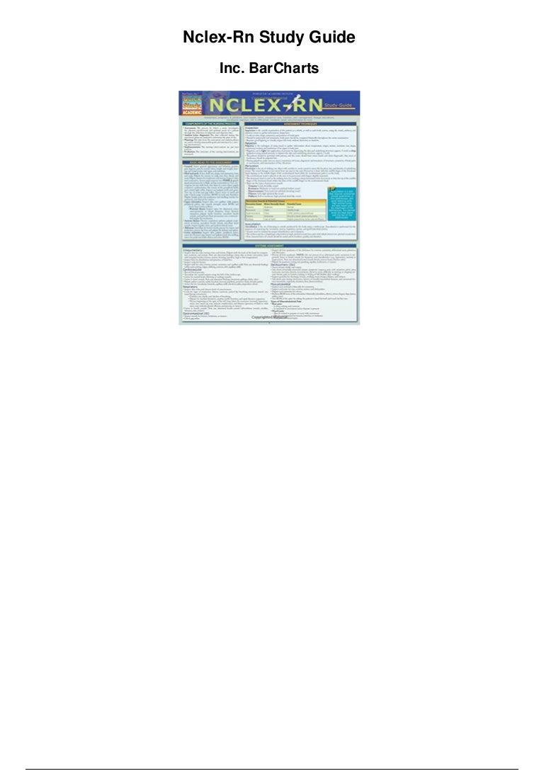 Exit and NCLEX Examination Study Guide.pdf - edoc.pub