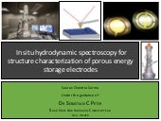 Electrochemical Quartz Crystal Microbalance