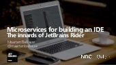 Microservices for building an IDE - The innards of JetBrains Rider - NDC Oslo 2020