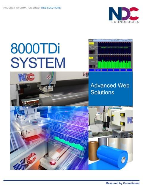 Sistema NDC 8000 TDI