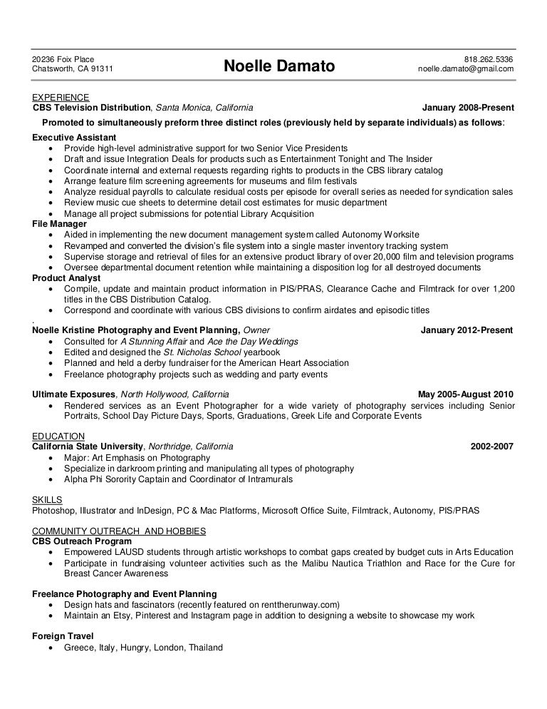 clinical research associate sample resumes