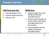 NEAIC Evaluation Overview (presented by Heather Nelson)