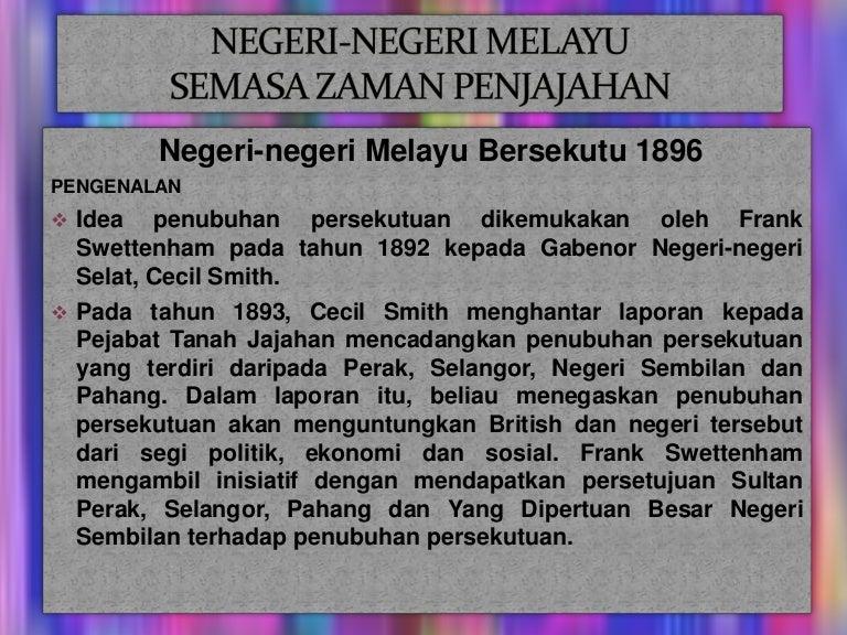Negeri Negeri Melayu
