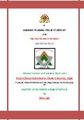 Micro- Finance in India