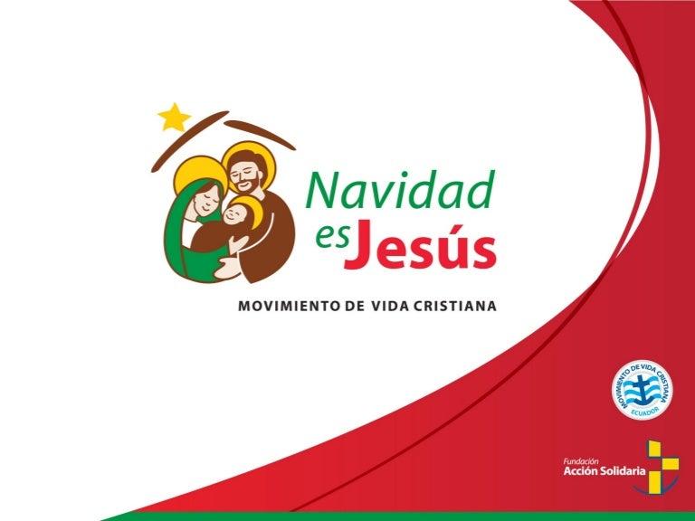 Fotos De Navidad Con Jesus.Navidad Es Jesus Espol