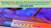 1-888-809-3892 | How Netgear Router Customer Care is Effective Number?