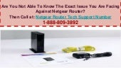 Call at 1-888-809-3892 Netgear Router Customer Service Number