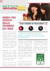 Netizen Indonesia Kini (Juli - September-2016)