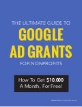 The ultimate guide to Google Ad Grants for nonprofits