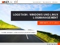 Logstash: Windows und Linux Logmanagement (Webinar vom 07.11.2014)