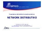 SIMCO - Network distributivo