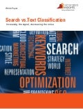 Search vs Text Classification